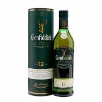 GLENFIDDICH 12YR     750