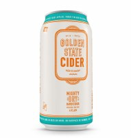 Golden State Cider, Mighty Dry Hard Cider