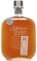 JEFFERSON PRES RYE 25YR