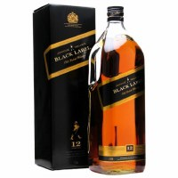 JOHNNIE WALKER BLACK1.75
