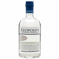 LEOPOLD NAVY STRENGTH GIN 750