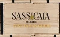 2012 Tenuta San Guido, Sassicaia, DOC Bolgheri, Tuscany, Italy