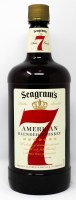 SEAGRAMS 7 WHISKY    1.75