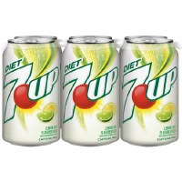 SEVEN UP DT CAN      6PK