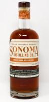 SONOMA RYE WHISKEY CASK   750
