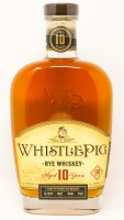 WHISTLEPIG 10YR RYE 750