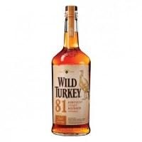 WILD TURKEY  BBN 81 PRF   750