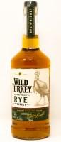 WILD TURKEY RYE      750