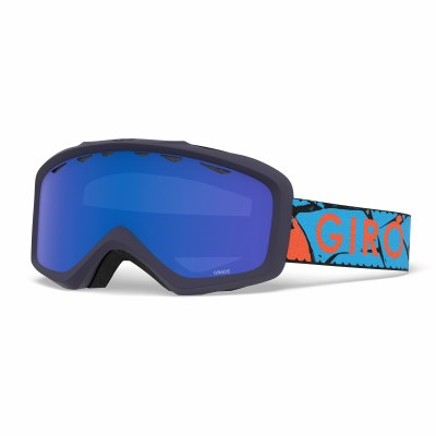 2020 Giro Grade Blue Rock with Grey Cobalt Lens