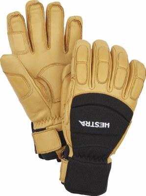 2020 Hestra Vertical Cut CZone Glove Black/Tan 9