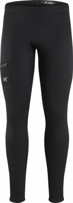 2021 Arcteryx Men's RHO AR Bottom Black Small
