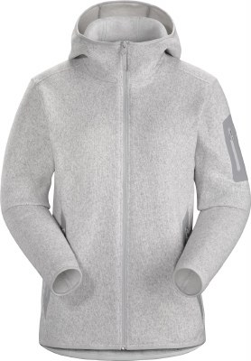 2021 Arcteryx Women's Covert Hoody Athena Grey Small