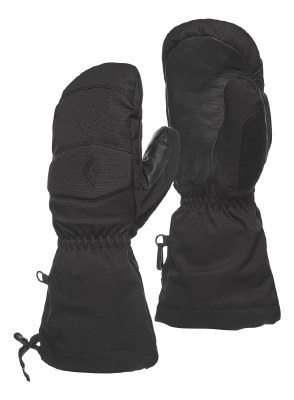 2021 Black Diamond Women's Recon Mitten Black Small