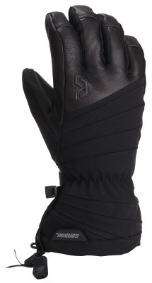 2021 Gordini Women's GTX Storm Trooper Glove Black Medium