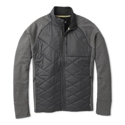 2021 Smartwool Men's Smartloft 120 Jacket Black Medium