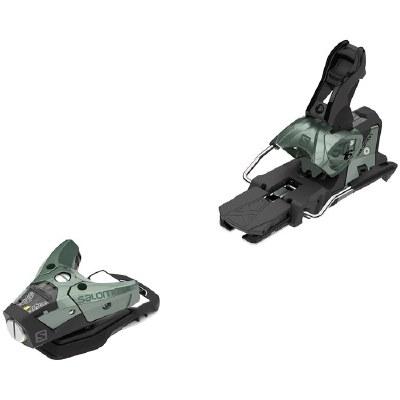 2021 Salomon STH2 WTR 16 Oil Green 130 mm Brake
