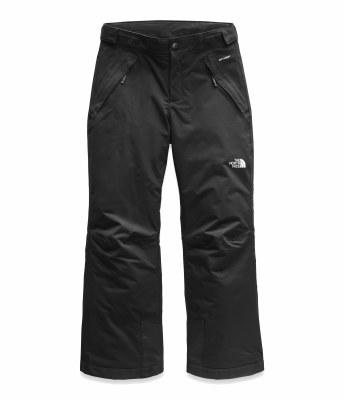 2020 TNF Girl's Freedom Insulated Pant TNF Black Medium