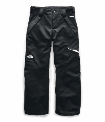2020 TNF Girl's Lenado Insulated Pant TNF Black/TNF White Medium