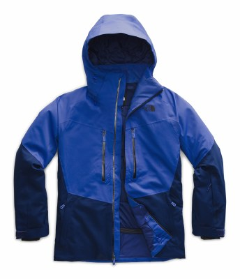 2020 TNF Men's Chakal Jacket TNF Blue/Blue Flag Small