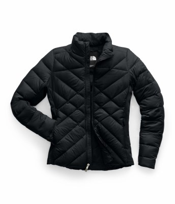 2020 TNF Women's Lucia Hybrid Down Jkt TNF Black Small