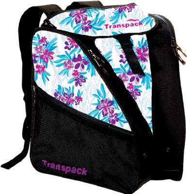 2020 Transpack XTW White Floral Hibiscus