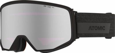 2022 Atomic Four Q HD Black w/ Silver HD & Blue HD Lenses
