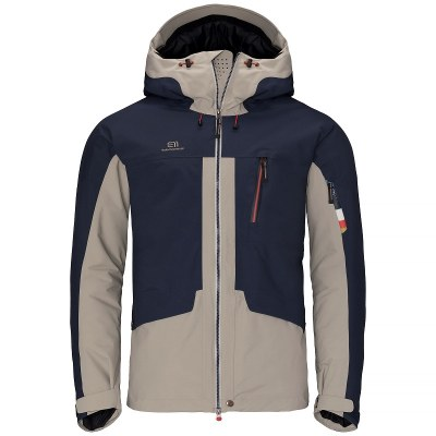 2021 Elevenate Brevent Men's Jacket Dark Navy Medium