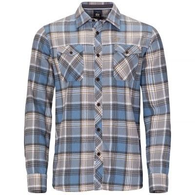 2021 Elevenate Men's Cham Shirt Nordic Blue Medium