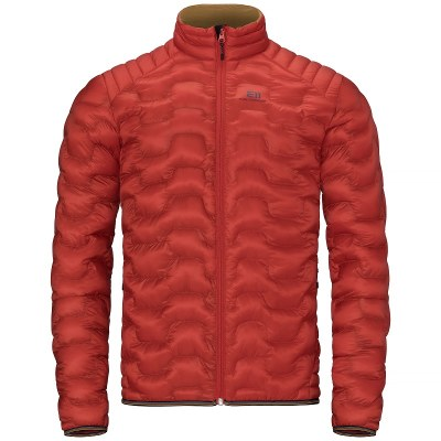 2021 Elevenate Motion Men's Jacket Red Glow Medium
