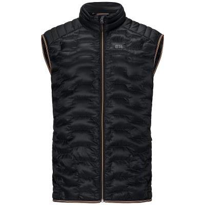 2021 Elevenate Motion Men's Vest Black Medium