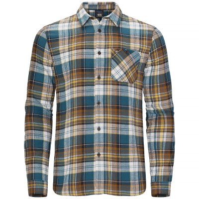 2021 Elevenate Vallee Men' Shirt Mineral Yellow Medium
