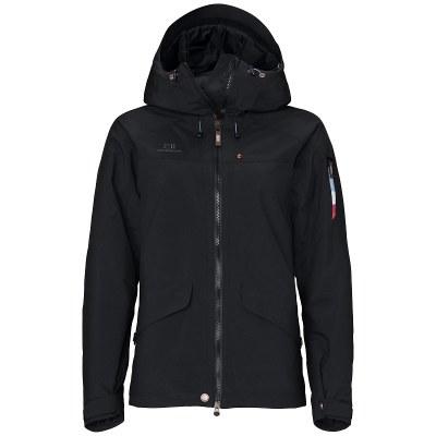2021 Elevenate Brevent Women's Jacket Black Extra Small
