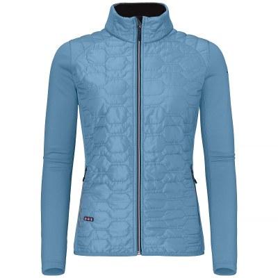 2021 Elevenate Fusion Women's Jacket Nordic Blue Small