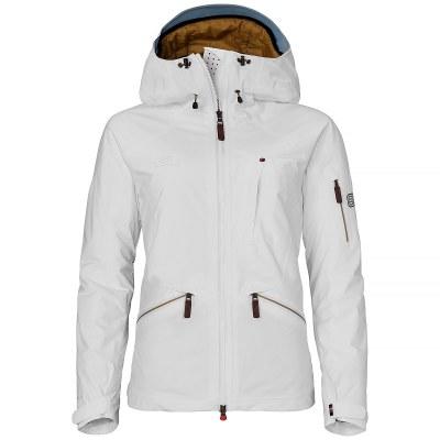 2021 Elevenate Zermatt Women's Jacket White Small