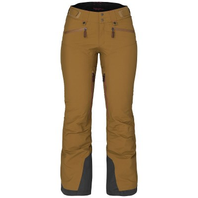2021 Elevenate Zermatt Women's Pant Pecan Brown Small