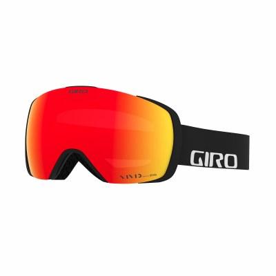 2021 Giro Contact Black Woodmark, Vivid Ember & Vivid Infrared Lenses