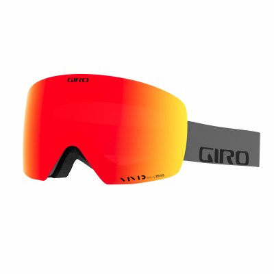 2021 Giro Contour Grey Woodmark, Vivid Ember & Vivid Infrared Lenses