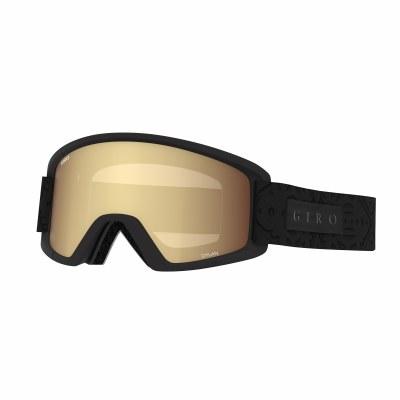 2021 Giro Dylan Black Flake, Amber Gold & Yellow Lens