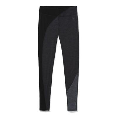 2021 Smartwool Women's Merino 250 Colorblock Bottom Black Small
