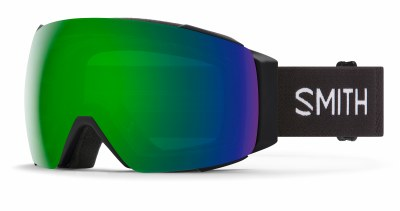 2021 Smith IO Mag Black, CPS Green & Storm Rose Flash Lenses