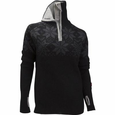 2021 Ulvang Rav Kiby Women's Black/Charcoal Melange/Grey Extra Small
