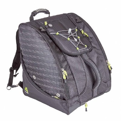 2022 Athalon Deluxe Everything Boot Bag Lime/Black