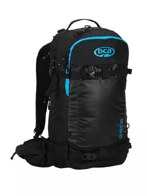 2022 BCA Stash 30 Backpack Black