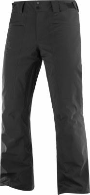 2022 Salomon Mens Brilliant Pant Black Medium