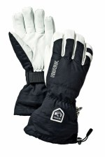 2021 Hestra Army Leather Heli Glove Black 6