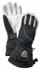2021 Hestra Womens Heli Glove Black 6