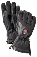 2021 Hestra Power Heater Glove Black 8