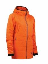 2018 Stafe Incubator Womens Jacket Hot Coral/Indigo Large
