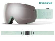 2019 Smith IO Mag Ice Flood with ChromaPop Sun Platinum Mirror Lens