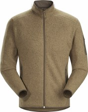 2020 Arcteryx Men's Covert Cardigan Yukon Heather Large